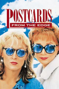 Postcards From the Edge movie poster.