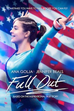 Full Out movie poster.