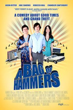 A Bag of Hammers movie poster.