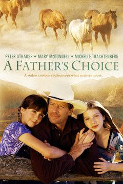 A Father's Choice movie poster.