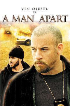 A Man Apart movie poster.