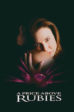 Poster for the movie A Price Above Rubies