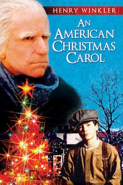 An American Christmas Carol movie poster.