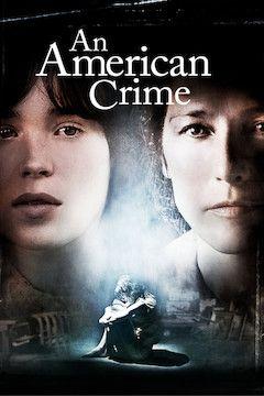 An American Crime movie poster.