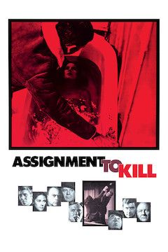 Assignment to Kill movie poster.