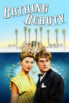 Bathing Beauty movie poster.
