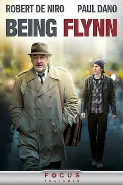 Being Flynn movie poster.