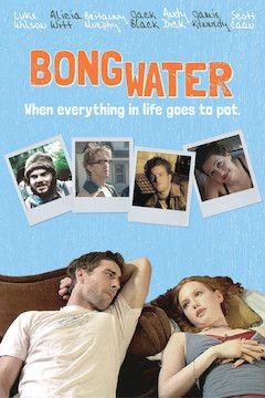 Bongwater movie poster.