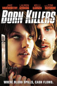 Born Killers movie poster.