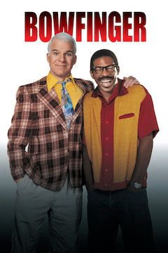 Poster for the movie Bowfinger