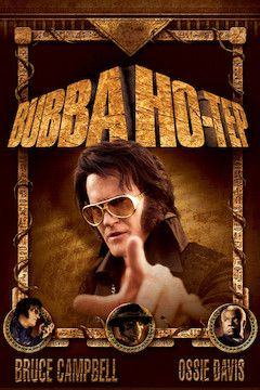 Bubba Ho-Tep movie poster.