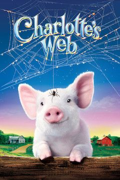 Poster for the movie Charlotte's Web