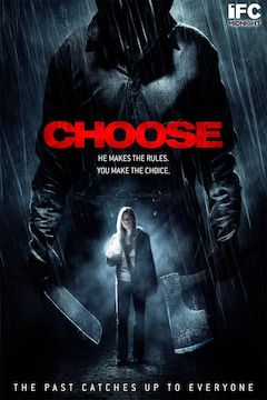 Choose movie poster.