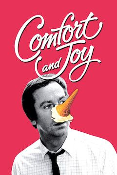 Comfort and Joy movie poster.