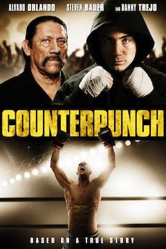 Counterpunch movie poster.