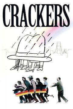 Crackers movie poster.