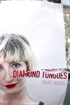 Diamond Tongues movie poster.