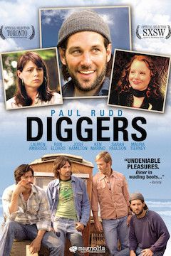 Diggers movie poster.