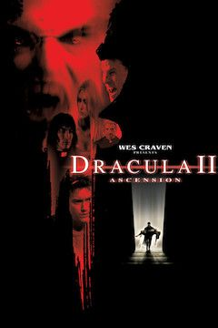 Dracula II: Ascension movie poster.