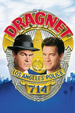 Dragnet movie poster.