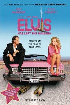 Poster for the movie Elvis Has Left the Building