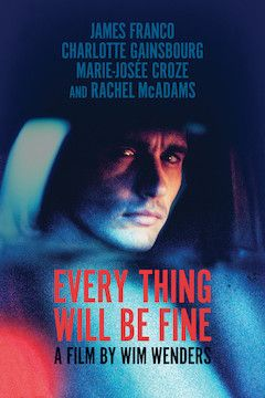 Every Thing Will Be Fine movie poster.