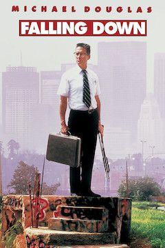 Falling Down movie poster.