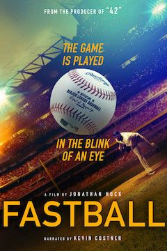 Fastball movie poster.