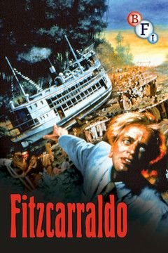 Fitzcarraldo movie poster.