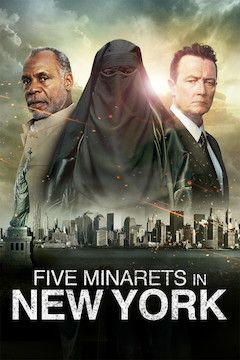 Five Minarets in New York movie poster.