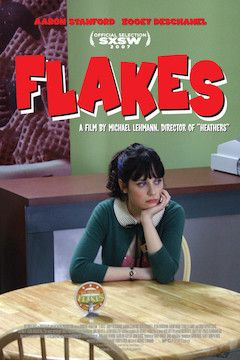 Flakes movie poster.