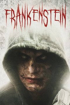 Frankenstein movie poster.