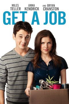 Get a Job movie poster.