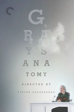 Gray's Anatomy movie poster.