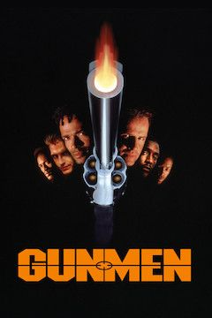 Gunmen movie poster.