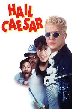 Poster for the movie Hail Caesar