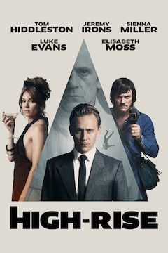 High-Rise movie poster.