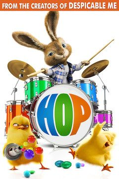 Poster for the movie Hop