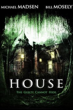 House movie poster.