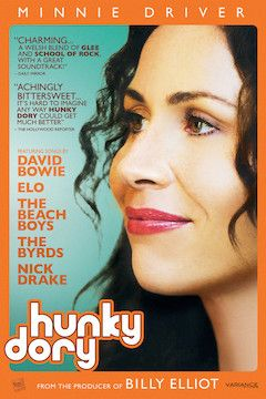Hunky Dory movie poster.