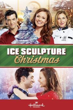 Poster for the movie Ice Sculpture Christmas