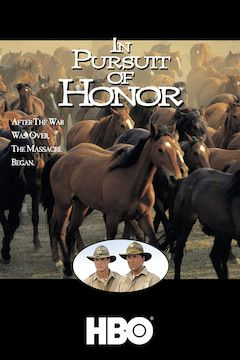 Poster for the movie In Pursuit of Honor