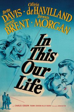 In This Our Life movie poster.