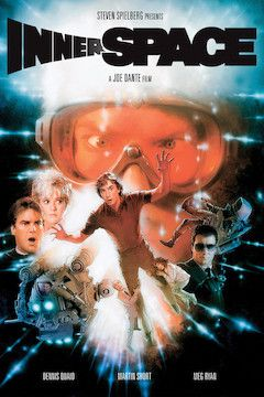 Innerspace movie poster.