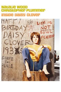 Poster for the movie Inside Daisy Clover
