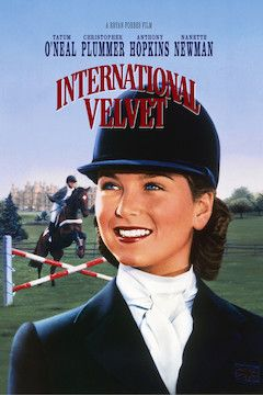 International Velvet movie poster.