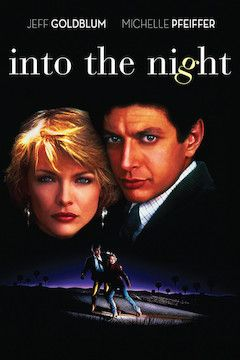 Poster for the movie Into the Night