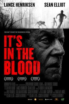 It's in the Blood movie poster.