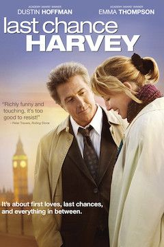Last Chance Harvey movie poster.