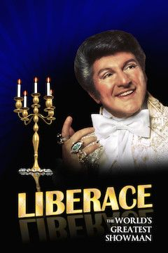 Poster for the movie Liberace